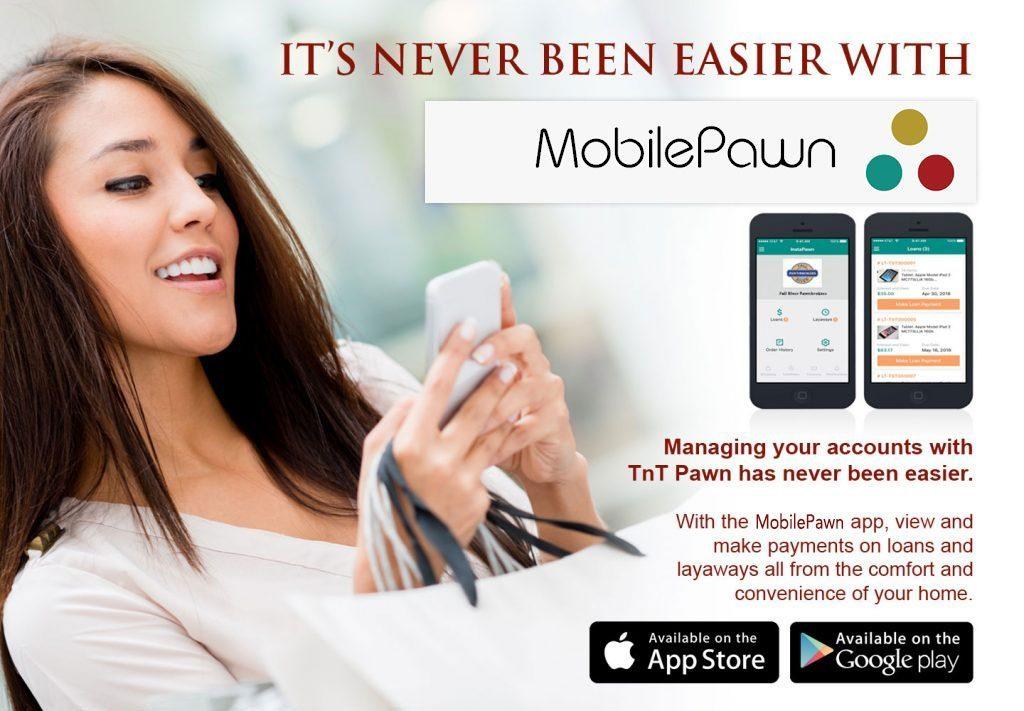 TNT Pawn & Jewelry Las Vegas Phoenix MobilePawn