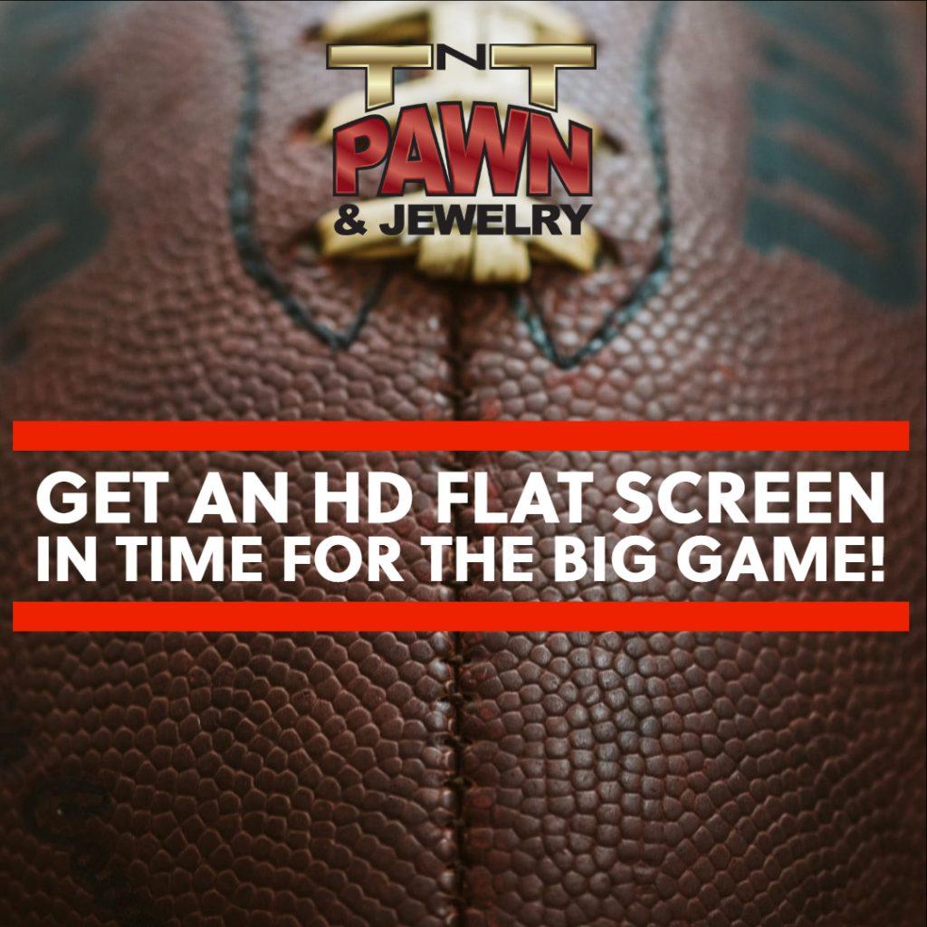 Wide screen TV sale TNT Pawn & Jewelry Las Vegas Phoenix