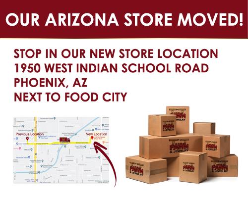 Arizona Address Change