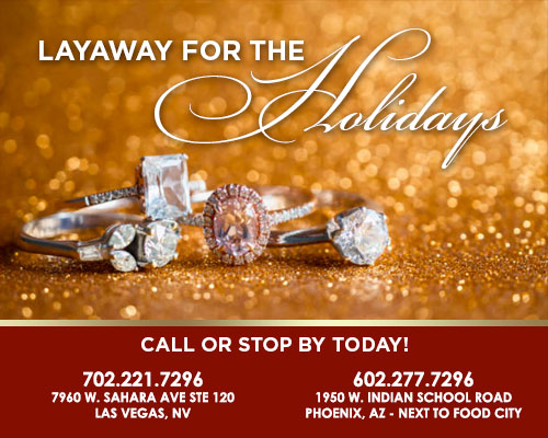 Layaway for the Holidays